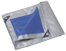 Bache pour la couverture et protection du toit 10x6 m 250 grs/m² oeillet metal