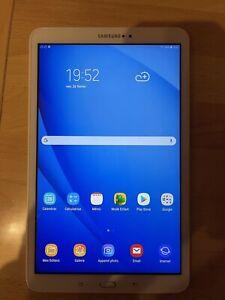 """Samsung Galaxy Tab A (2016) 10,1"""" 16 Go Wi-Fi Tablette - Blanche"""