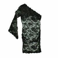 Emilio Pucci Women's Midi Dress 6 Black, Blend - viscose, other
