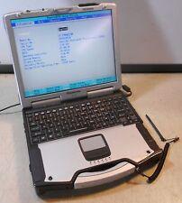 Panasonic Toughbook CF-29 Pentium M @ 1.60GHz 1.5GB RAM Laptop Computer, no HDD