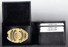 NYC-School Safety Teardrop Style Shield Money/Credit Card Wallet  - CT-70