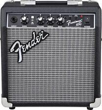 """Fender Frontman 10G - 10W 1x6"""" Guitar Combo Amp"""