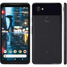 "New *UNOPENED* Google Pixel 2 XL 6.0"" Smartphone USA/GLOBAL Just Black/64GB"