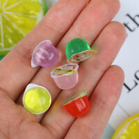 1/5Pcs 1:12 Dollhouse miniature food jelly doll house decorat Tk