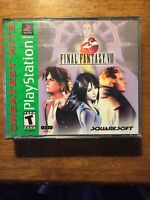 Final Fantasy VIII Greatest Hits (PlayStation 1, 1999)