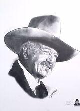 The Duke by Duff Lueder ART PRINT