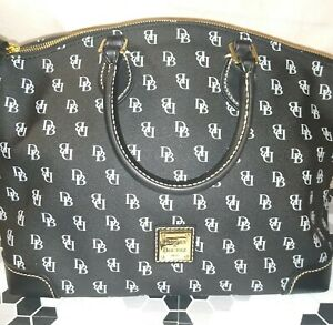 👜New without Tags👜Dooney And Bourke Gretta Domed Satchel.  COA Included.