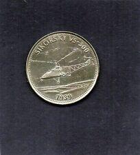 JETON SHELL 1939 SIKORSKY VS-300