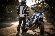Tuff Gear Motorcycle Textile Waterproof Jacket - Blizzard