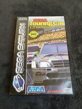 Sega Saturn Sega Touring Car Championship PAL Bon état