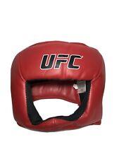 UFC Sparring Head/Face Guard MMA Training Kickboxing Foam Padding Helmet