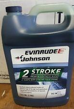 Evinrude/Johnson Semi-Synthetic formila Gallon  2 stroke Oil 767003