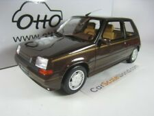 RENAULT SUPER 5 - SUPERCINQ BACCARA 1984 1/18 OTTO MOBILE (MAROON)