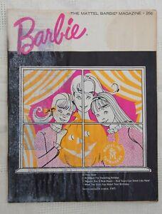 VINTAGE Mattel Barbie Magazine September-October 1965