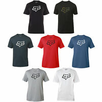 Fox Racing Legacy Fox Head Basic Tee Short Sleeve Premium Fit Crewneck T-Shirt