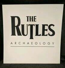 """The Rutles  Archaeology promo 12"""" x 12"""" Flat poster"""