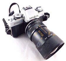 MINOLTA XG-1 Camera with Tamron Adaptall-2 SP 35-80mm F2.8-3.8 Lens