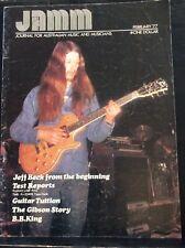 Jamm Magazine February 1977