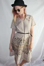 Polyester Psychedelic Original Vintage Clothing for Women