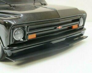 Replacement Front Aero Splitter For Traxxas Slash 1967 Chevrolet C10 Drag Truck