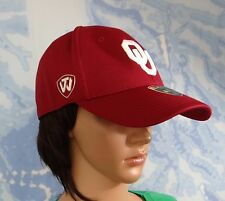 new arrival ac710 1d4ff Top of the World Men s University of Oklahoma Booster Plus red