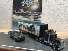 Smokey And The Bandit Custom Truck Trailer +Trans Am Similar Retro Kenworth 🇺🇸