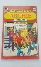 les aventures de archie # 7066 edition heritage
