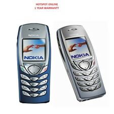 Nokia 6100 - Light Blue/Dark Blue Unlocked Classic Mobile Phone