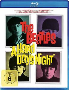The Beatles - A Hard Day's Night [Blu-ray/NEU/OVP] Erster Spielfilm mit und über