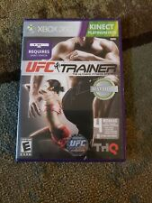 UFC Personal Trainer: The Ultimate Fitness System (Microsoft Xbox 360) GAME COMP