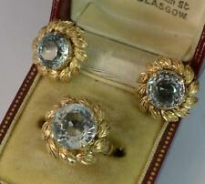 Engagement Solitaire Round Not Enhanced Fine Gemstone Rings