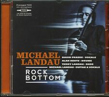 Michael Landau - Rock Bottom (CD) - Classic Rock