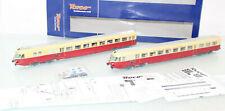 Roco H0 63110 Italien TEE Dieseltriebzug 4427448 201 der FS m.DSS in OVP GL9118
