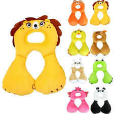 Baby Kids U-Shaped Auto Car Seat Stroller Head Neck Support Soft Pillow Cushion