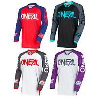 O'Neal Mayhem Blocker Moto Cross Jersey Trikot MX Enduro MTB Mountainbike Shirt