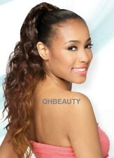 Freetress Equal Hair Extension Fishtail Girl Long Wavy Ponytail Drawstring Hair