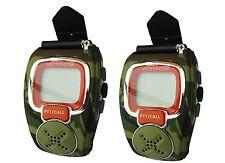 VECTORCOM Portable Digital Wrist Watch Walkie Talkie Two-Way Radio