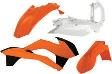 Acerbis Original 14 Plastic Kit For KTM EXC-F XCF-W XCW 14-16 2374134584 73-0695