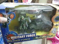 Set militari jeep mezzi e soldati Kit gioco di qualità giocattolo toy leo a35