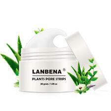 lanbena Blackhead Remover T Zone Nose Pore Strip Black Peel Mask Acne Treatments