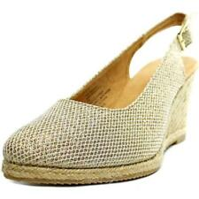 Buckle Flat (0 to 1/2 in.) Casual Heels for Women
