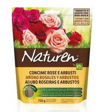 Concime per rose e arbusti 750g Naturen KB