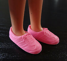 Barbie Skipper 2 Pairs High Top Tennis Shoes Fits LIV FLAT FOOT POSEABLE DOLLS