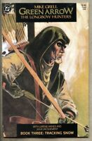 GN/TPB Green Arrow The Longbow Hunters #3-1987 nm-  Mike Grell