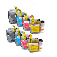 8 PK Compatible Brother LC3029XXL Ink MFC-J5830DW MFC-J5930DW MFC-J6535D