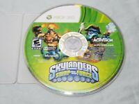 Skylanders Swap Force (Microsoft Xbox 360, 2013) Disc Only