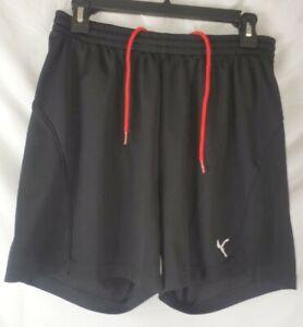 Puma Women's Large Black Shorts