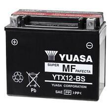 Bateria Yuasa YTX12-BS sin mantenimiento