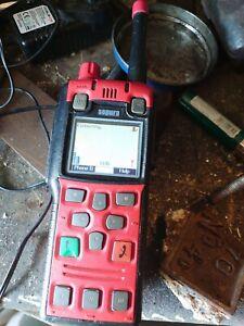 Sepura STP8X140 UHF 407-470MHz TETRA Digital Trunked Portable Radio with Limited
