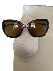 OAKLEY OVERTIME Sunglasses Frame OO9167-06 59-15-132 Brown Tortoise Wrap FR81